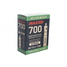 Камера Maxxis Welter Weight (IB81557100) 700x18/25C FV (4717784027197) АРТ.:5367 Maxxis
